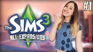 SIMS 3 IS TERUG!! - De Sims 3: All Expansions - Part 1
