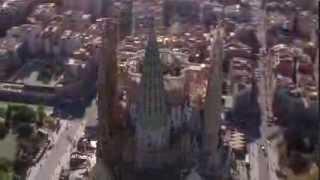 Строительство Храма Святого Семейства(Одно из самых известных достопримечательностей Барселоны - Храм Святого Семейства. Строительство этого..., 2013-10-01T08:22:47.000Z)