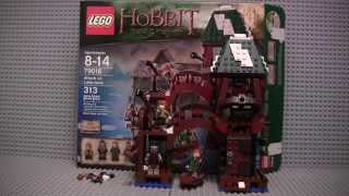 Lego Hobbit 79016 Attack On Lake-town Set Review