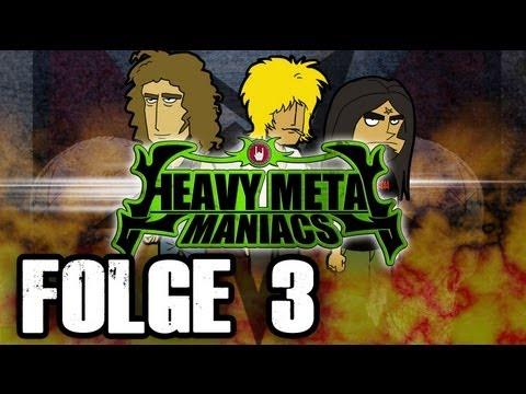 Heavy Metal Maniacs - Folge 3: Der Nachbar