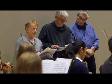 Stanford Symphony Orchestra works with Danny Elfman on new concerto