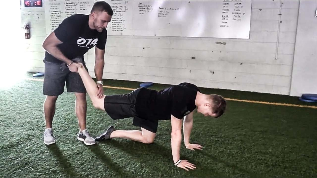 Best Weight Training Exercises for Sprinters | Overtime ...