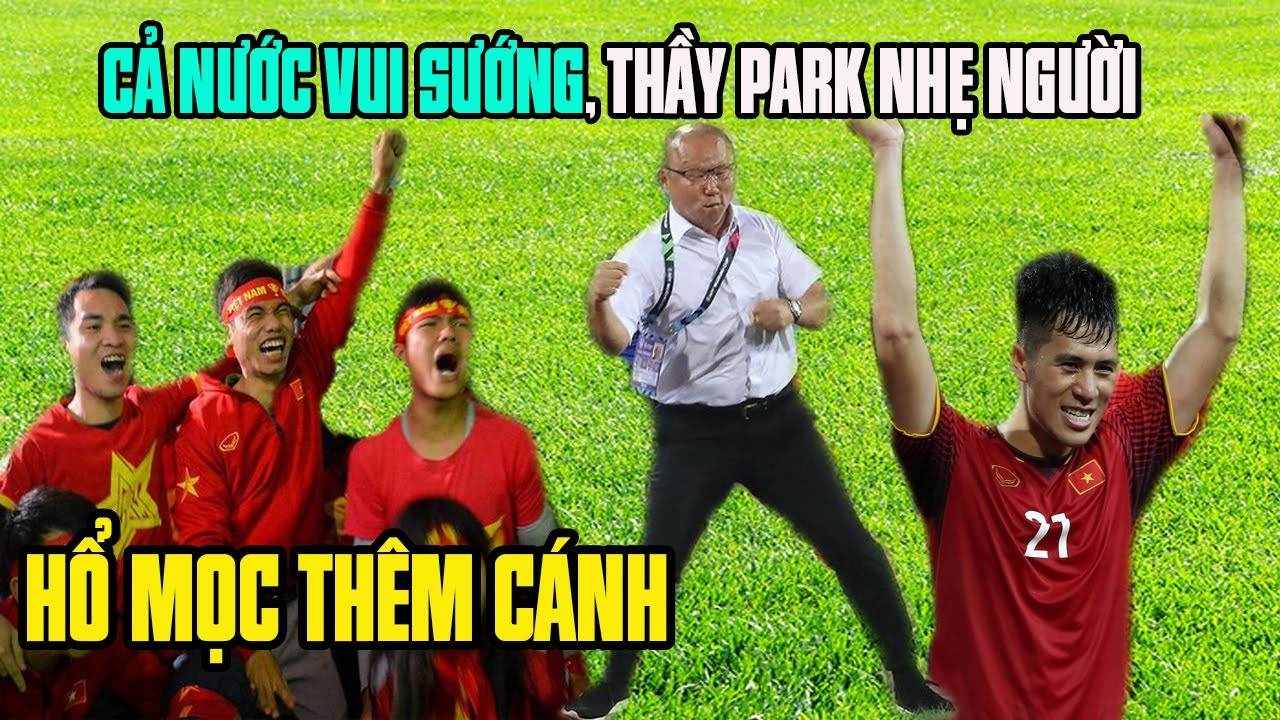 Tin bóng đá Việt Nam 8/11: Cả nước vui sướng nhận TIN VUI KHÓ TẢ từ trò ruột của thầy Park