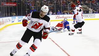 Kinkaid Solid Between The Pipes As Devils Beat Rangers