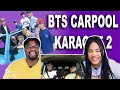 BTS Carpool Karaoke 2  REACTION