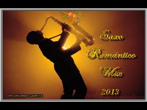 SAXO ROMANTICO MIX 2013