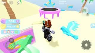 Bounce Jumping Simulator! (Roblox)