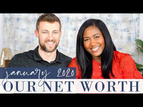 Our Net Worth &  Financial Independence Update January 2020