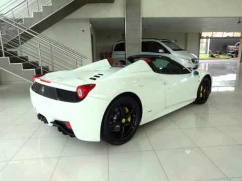 2013 Ferrari 458 Spider Auto For Sale On Auto Trader South Africa