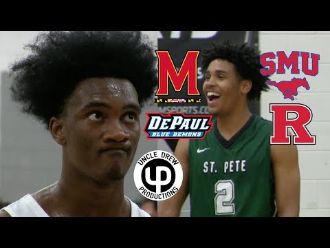 D1 COACHES POP OUT to Plant City vs St. Pete! Full Highlights