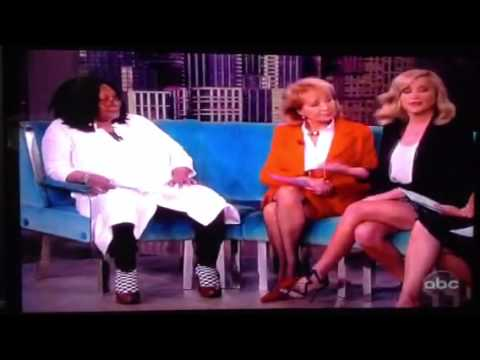 Jessica Capshaw on The View