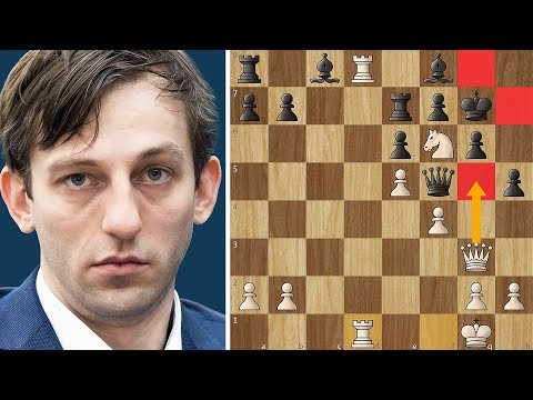 Most Amazing Attacking Game - Grischuk vs MVL on Chess.com