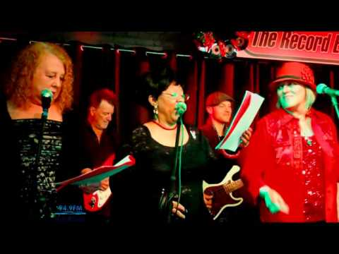 Divas of Boise - Santa Baby (KRVB Live at The Record Exchange)