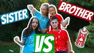 אחים vs אחיות | עם בר מיניאלי