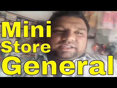 Mini General Store ( practical )