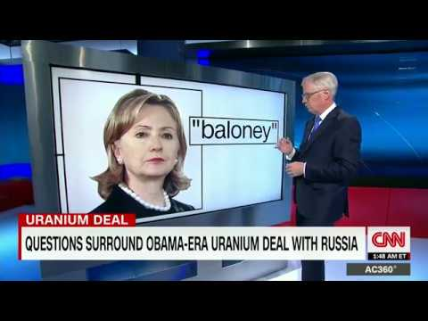 Did Hillary Clinton help approve uranium deal?