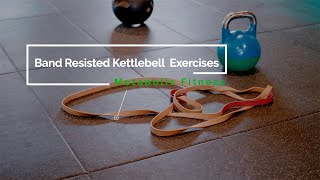 3 Kettlebell exercises you need to add to your routine with a resistance band | Online Training