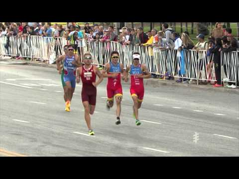 2015 ITU World Triathlon Chicago - Elite Men's Highlights