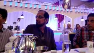 Ramadan iftar party intercontinental hotel Jubail (1)