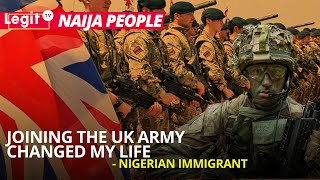 Joining the UK Army made my life easier – Nigerian immigrant in Kazakhstan    Legit TV