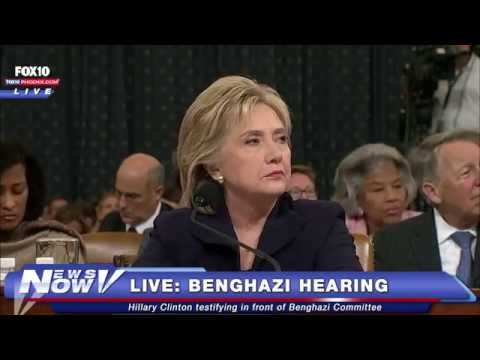 Download Youtube: FNN: Hillary Clinton Benghazi Hearing - FULL
