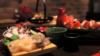 "Ресторан японской кухни ""YAMATO"" . Реклама. Product placement. Продакт плейсмент."