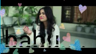 EHSAAS Full Song   New Punjabi Song (With Lyrics)  Love Special  