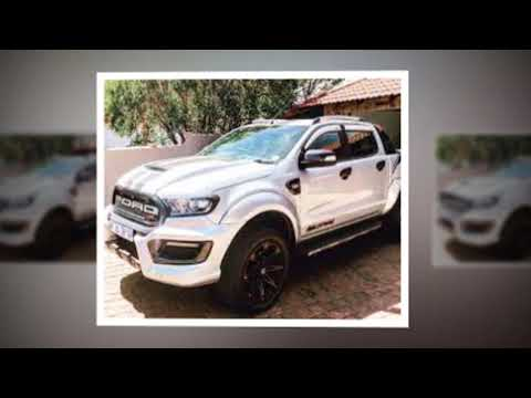 Wow! New !!! Ford ranger raptor 2020, latest Ford ranger model. Look so cool!!!