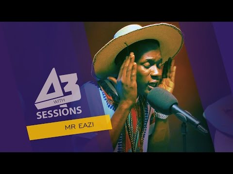 Watch Mr. Eazi Freestyle On A3 Sessions