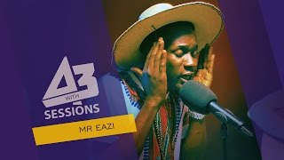 Mr Eazi | A3 Sessions [S01 EP19]:Freeme TV