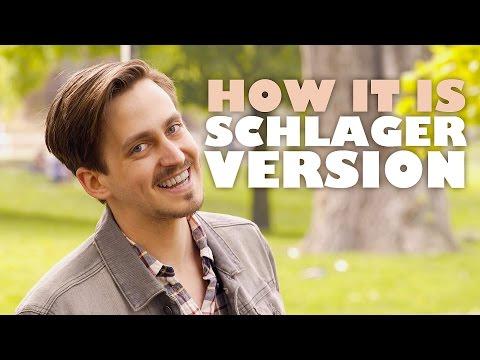 """Marti F - Wie Es Ist (""""How It Is""""  Schlager Version)"""