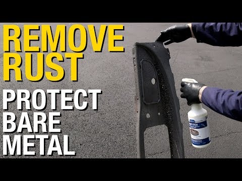 Rust Solutions Fast Etch Remove Leave A Protective Coating To Prevent Future