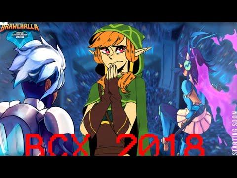 brawlhalla BCX 2018