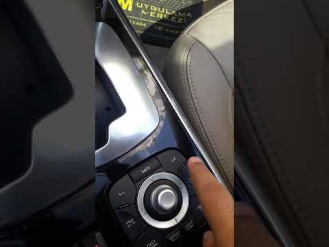 Renault Latitude-koltuk Ayarları-multimedya Ve Navigasyon