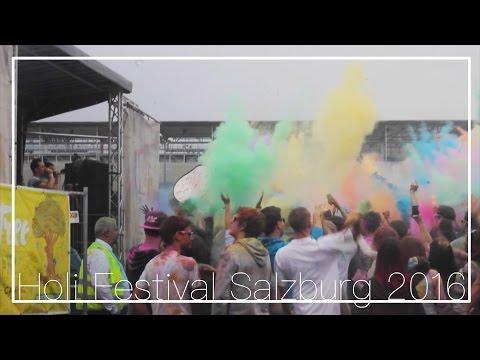 Holi Festival Salzburg 2016