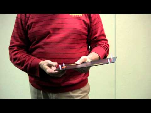 Indoor Training - The Gate Drills by EyeLine Golf