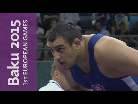 DAY 6 Replay   Volleyball, Beach Volleyball, Shooting, Table Tennis & Wrestling   Baku 2015
