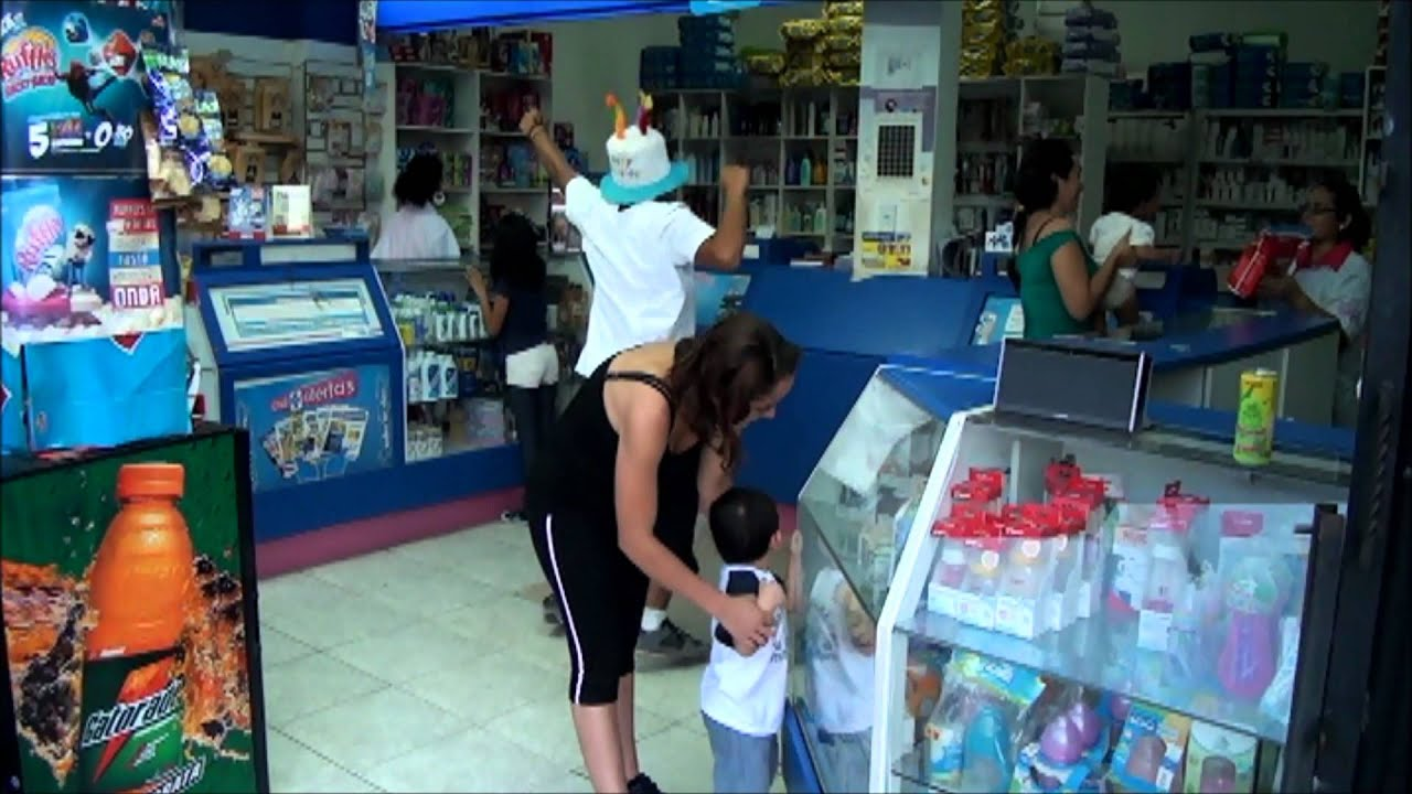 Harlem Shake HD Farmacia Cruz Azul - YouTube