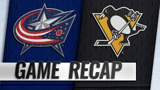 Balanced scoring leads Penguins to 7-3 win