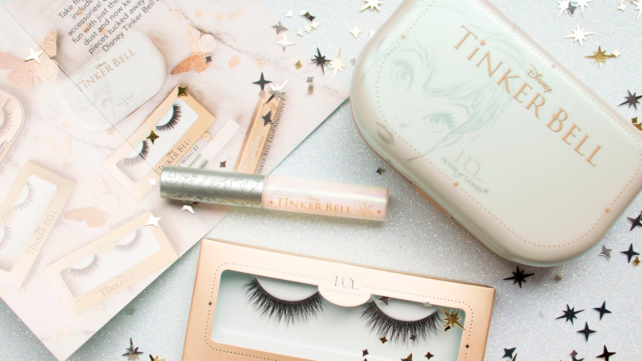 House of Lashes Tinkerbell collection