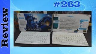 Logitech Wii Wireless Keyboard - Monster Hunter 3 (Tri) & Standard Versions (Wii)