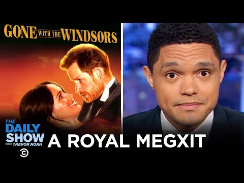 Harry and Meghan's Royal Exit Explained | The Daily Show