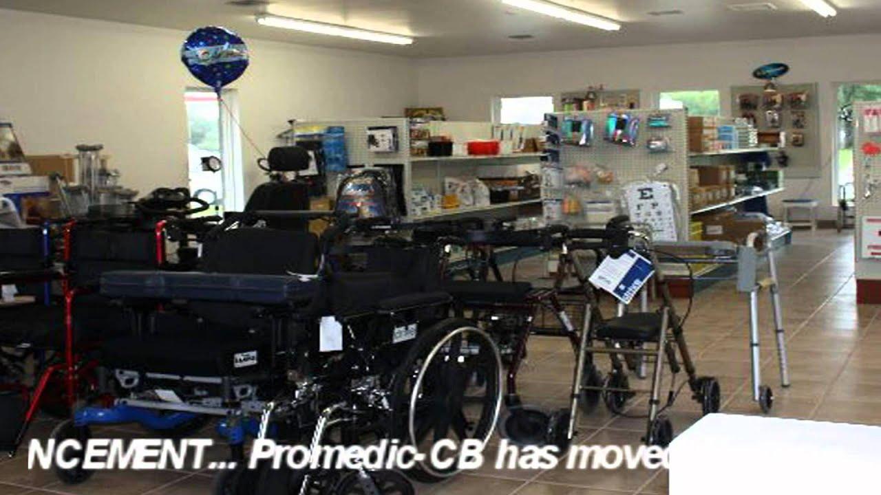 Medical Supply Promedic Cb New Office