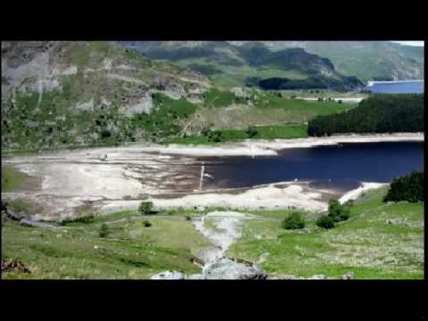 MARDALE GREEN THE SUNKEN VILLAGE  HAWESWATER 25 JUNE 2010