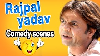 Rajpal Yadav Popular Comedy Scene - Best Hindi Comedy Scene