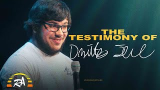 Dmiitry shares his Testimony at Recovery Alive! | RA