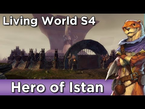 Hero of Istan ► Living World S4 E1 Part 3 ► Guild Wars 2