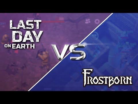 Hari Terakhir Di Bumi Vs Frostborn