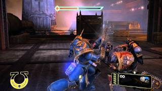 Warhammer 40000: Space Marine - All Executions [HD]
