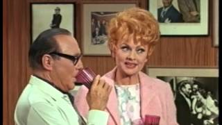 The Lucy Show LUCY GETS JACK BENNY'S ACCOUNT
